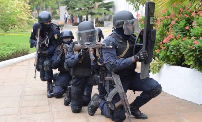 Les forces de défense et de sécurité évaluent leurs capacités de riposte en  cas d'attaque terroriste – Togo-Presse